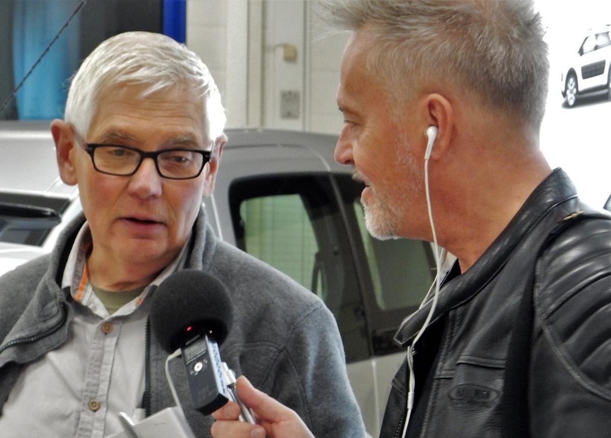 Reportage för pod och radio