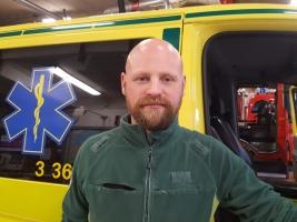 Blåljus Tyresö – Ambulansen, del 1