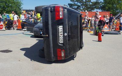 Blåljus Tyresö – Trafiksäkerhetsdag 2018