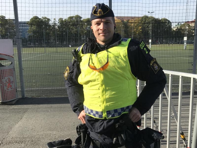 Ny kommunpolis och medborgardialog