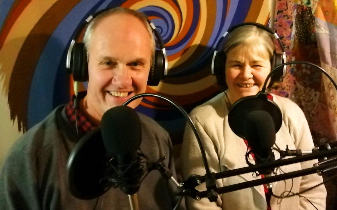 Eva-Lotta och Peter Roovete