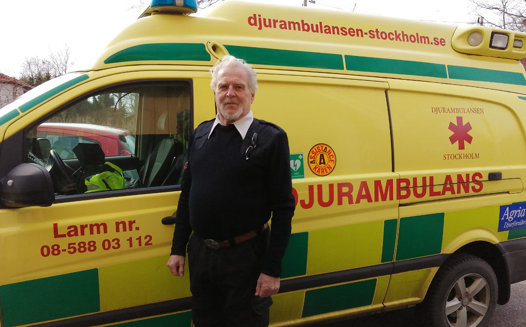 Djurambulansen Stockholm